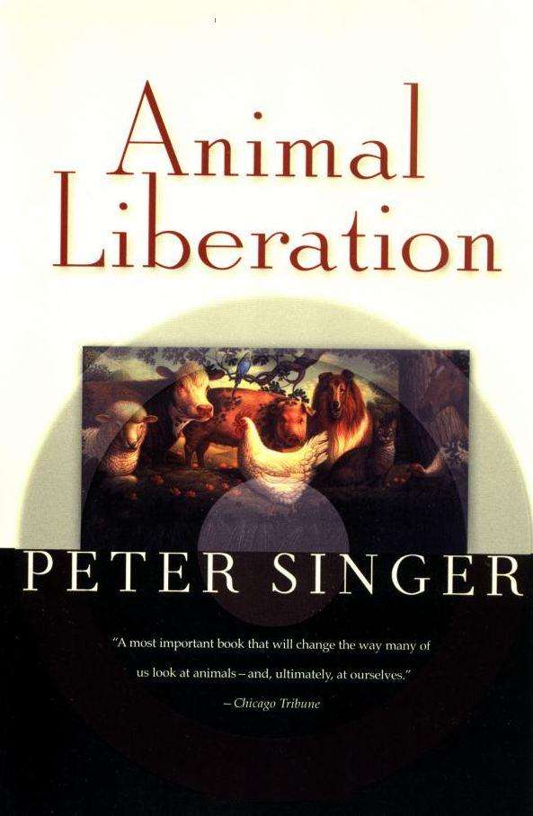 peter singer animal liberation essay