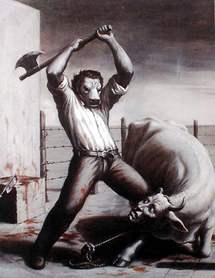 «Глупые телята сами выбирают своих мясников», - Генрих Дауб